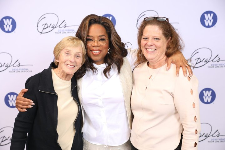 Road trip with Oprah Winfrey and friends