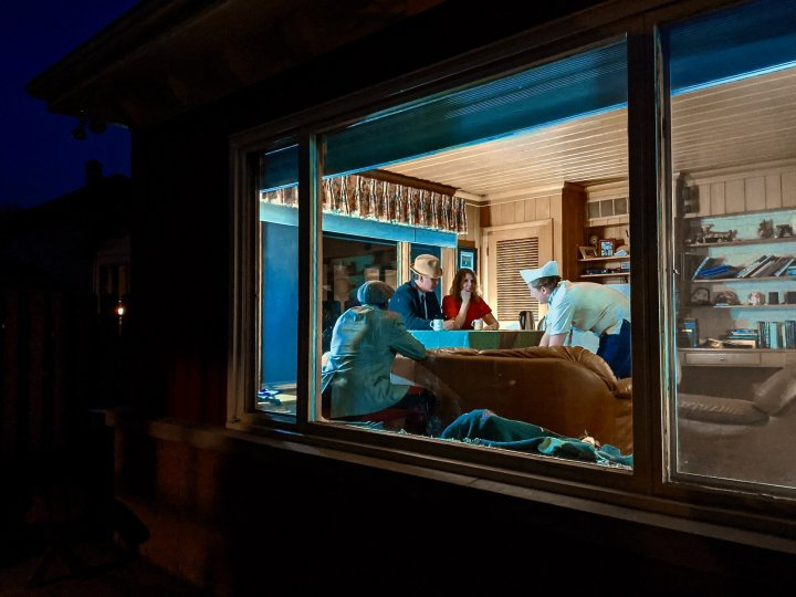 Nighthawks: Social distancing with Edward Hopper
