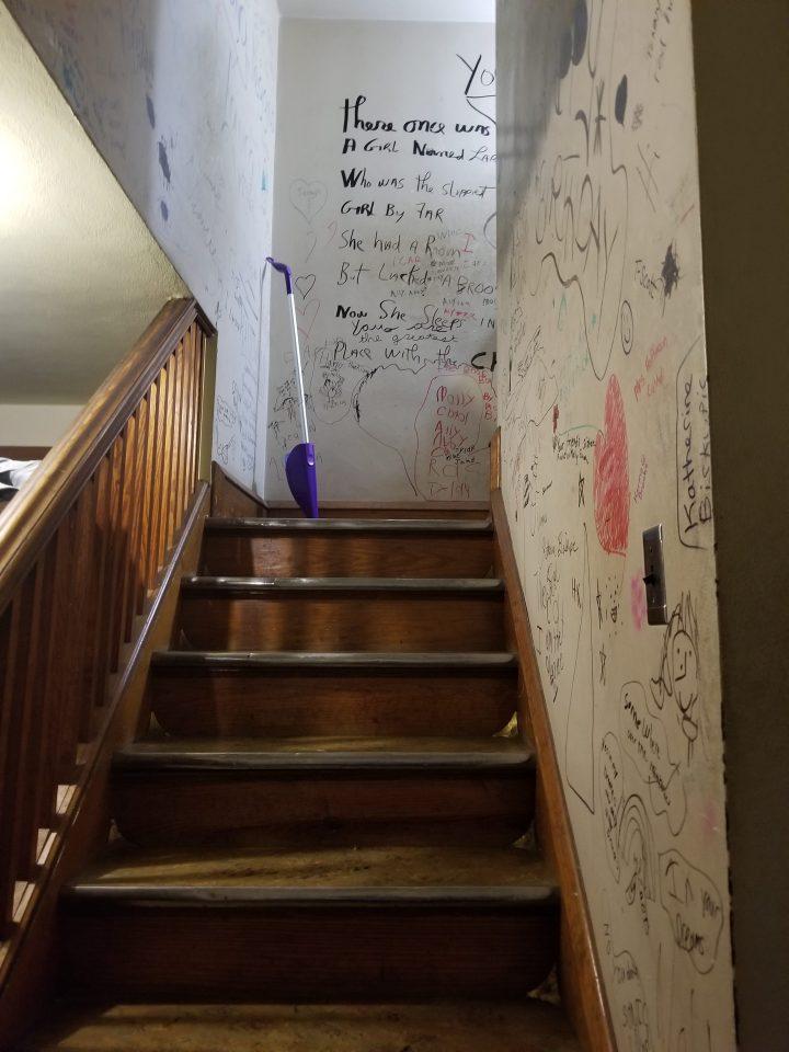 Stairway to heavenly memories
