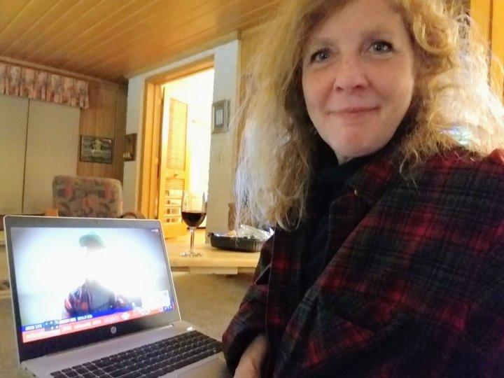 An abundance of flannel, music and Katherine(ryns)