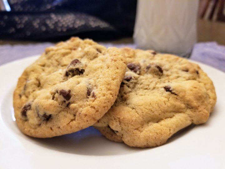 Ode to the chocolate chip cookie