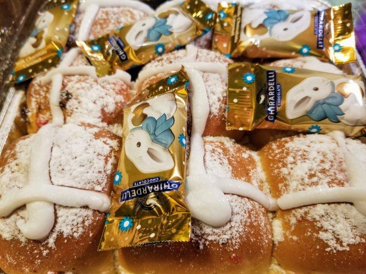 Hot cross buns and a good, Good Friday