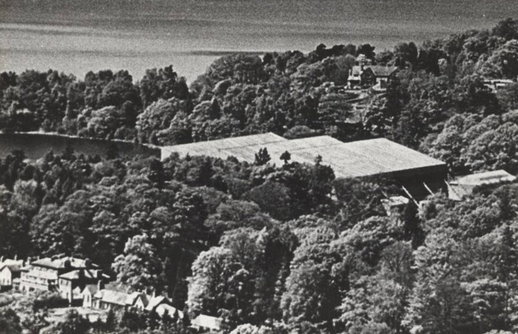 View of the Factory from Orrest Head, Windermere