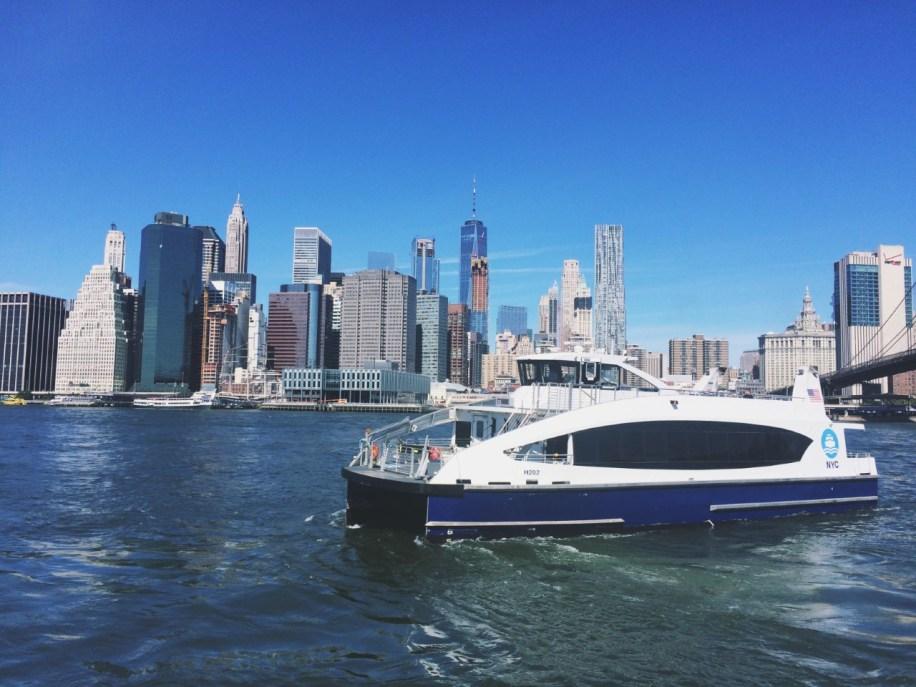 Brooklyn Heights promenade views