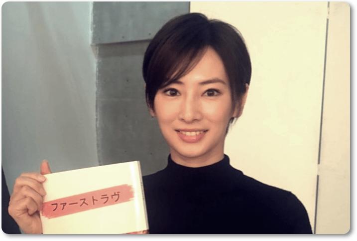 北川 景子 ショートカット 画像