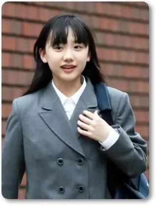 芦田愛菜,ロングヘア