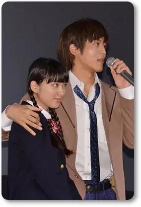 松坂桃李,武井咲,熱愛彼女
