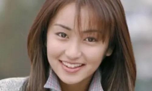 矢田亜希子,若い頃