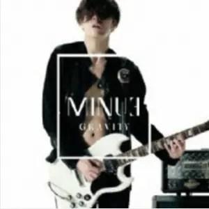 ノミヌ,日本デビュー,レビューを書く  CDシングル  GRAVITY