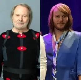ABBA,メンバー,昔と今,ベニー・アンダーソン