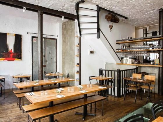 Restaurant Soya Paris 11e