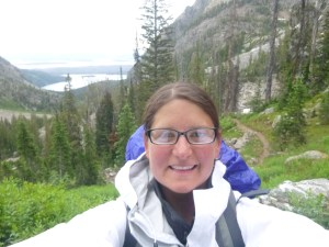 Me in Upper Paintbrush Canyon, Grand Teton National Park, WY