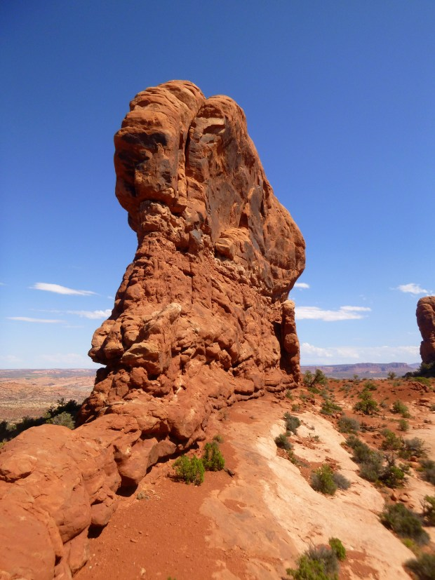 Fin, Arches National Park, Utah