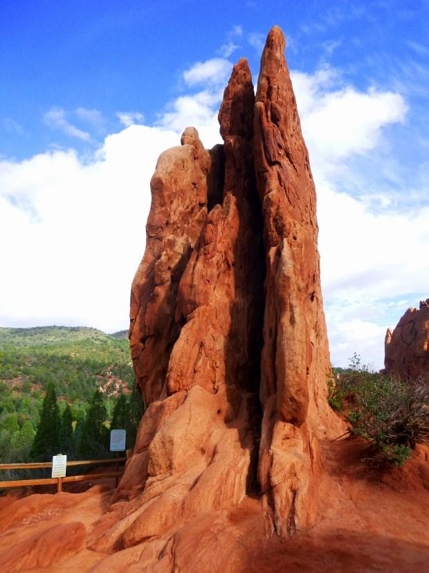 Three Graces, Garden of the Gods, Colorado Springs, Colorado