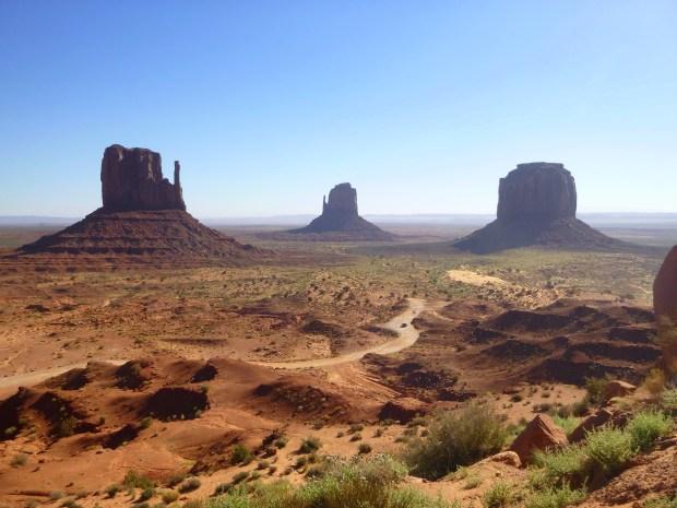 Monument Valley, Arizona-Utah border