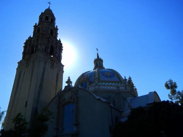 Museum of Man, Balboa Park, San Diego, California