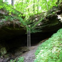 Shades State Park, Indiana