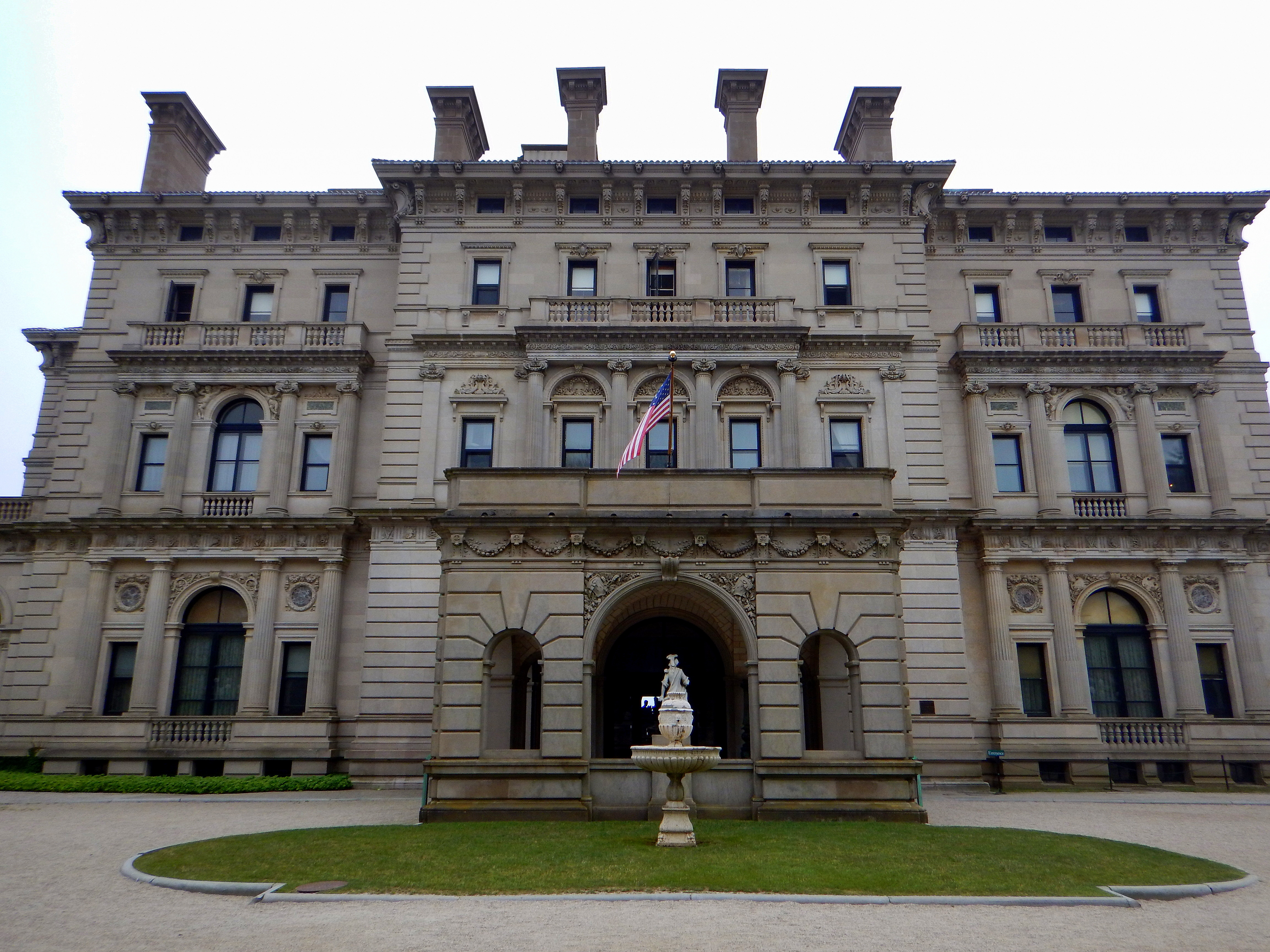 Newport Mansions: The Breakers and Marble House | Another ...