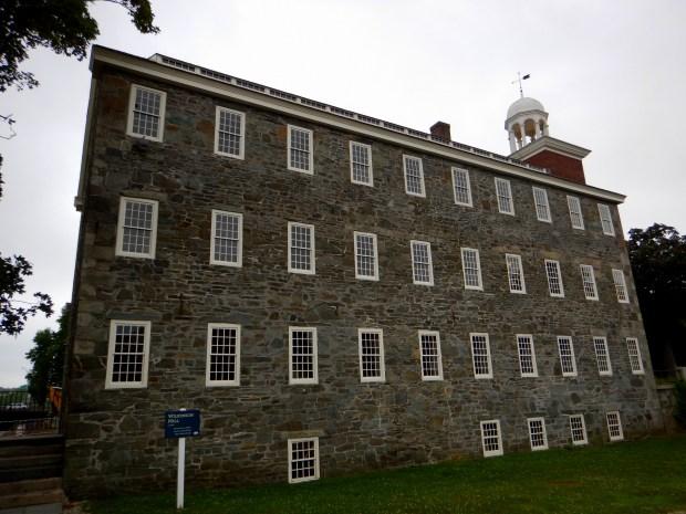 Wilkinson Mill, Slater Mill Historic Site, Pawtucket, Rhode Island