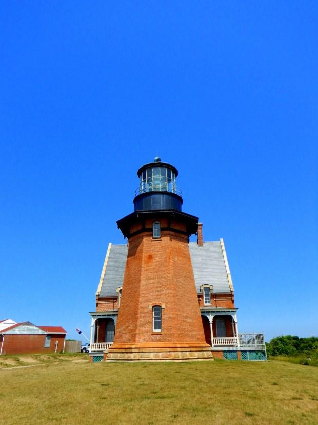 Southeast Lighthouse, Block Island, Rhode Island