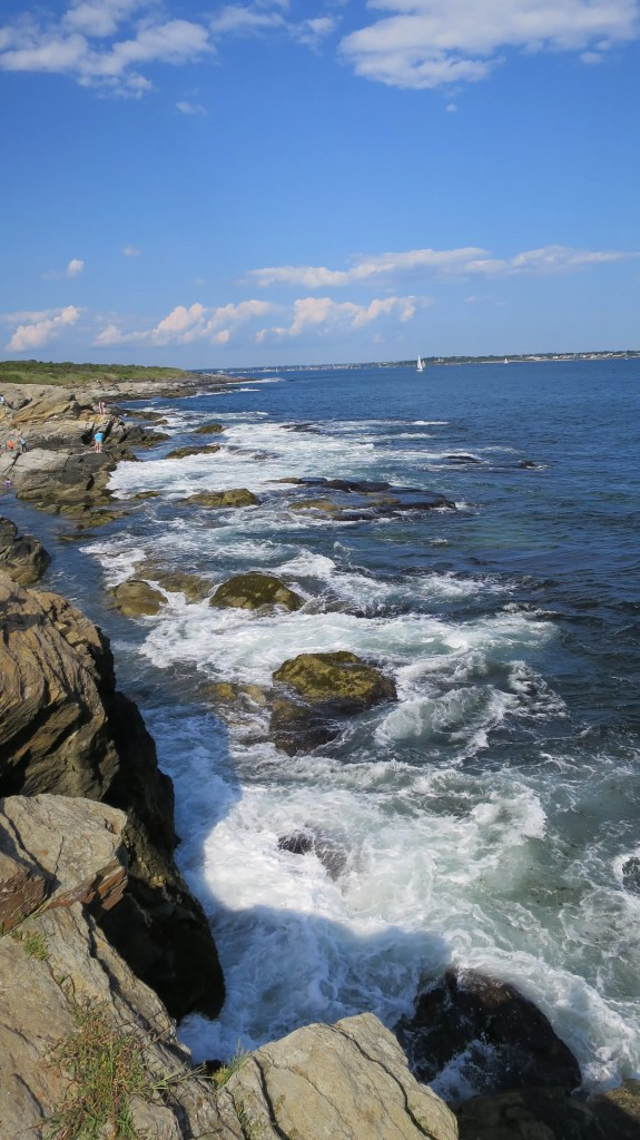 Beavertail State Park, Jamestown, Rhode Island