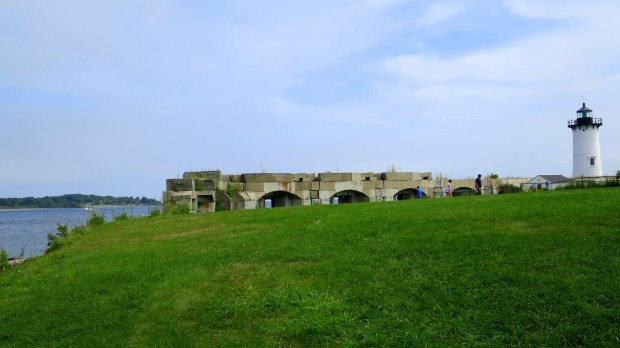 Fort Constitution, New Castle, New Hampshire