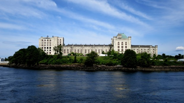 Portsmouth Naval Prison, New Hampshire