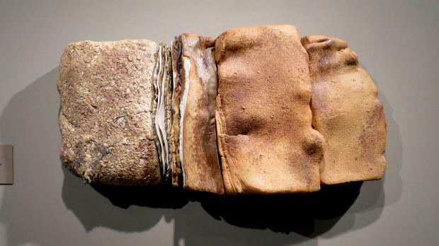 Soft Ledge, Al Jaeger, 2005, Currier Museum of Art, Manchester, New Hampshire