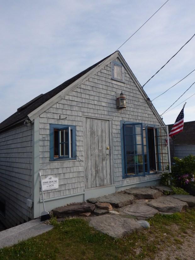 Fish House, Little Boar's Head, North Hampton Beach, New Hampshire