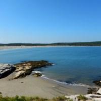 Popham Beach State Park, Maine