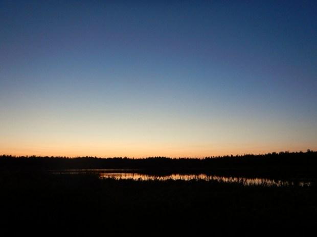 Sunset, Roque Bluffs State Park, Maine