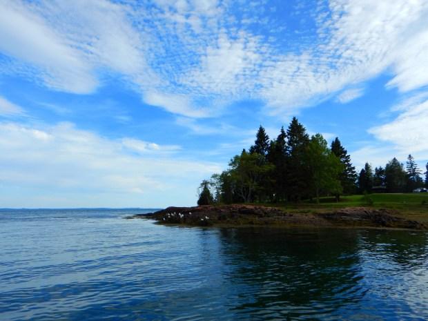 Passamaquoddy Bay, Maine