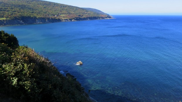 Gulf of St. Lawrence, Cape Breton Island, Nova Scotia, Canada