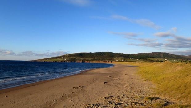 Beach, West Mabou Beach Provincial Park, Nova Scotia, Canada