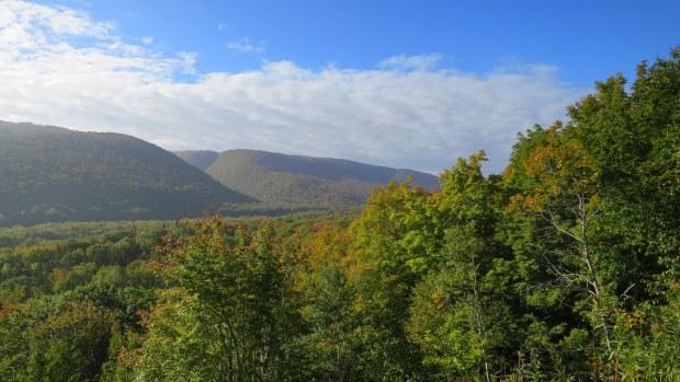 Aspy Valley, Cape Breton Highlands National Park, Nova Scotia, Canada