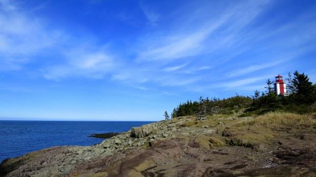 Prim Point Lightstation, Digby, Nova Scotia, Canada