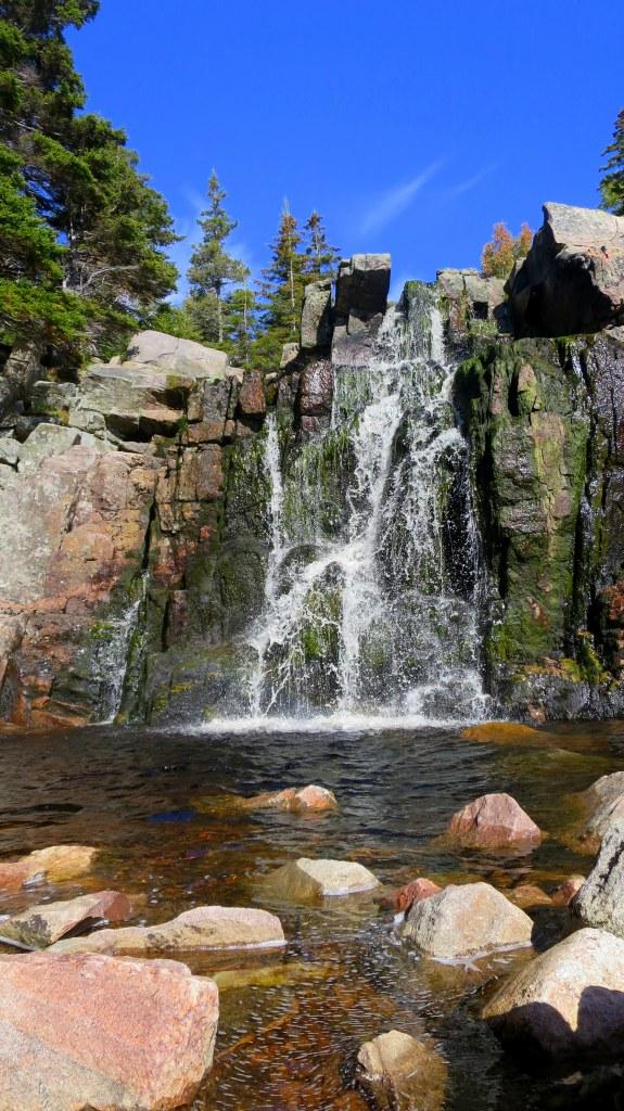 Black Brook, Cape Breton Highlands National Park, Nova Scotia, Canada