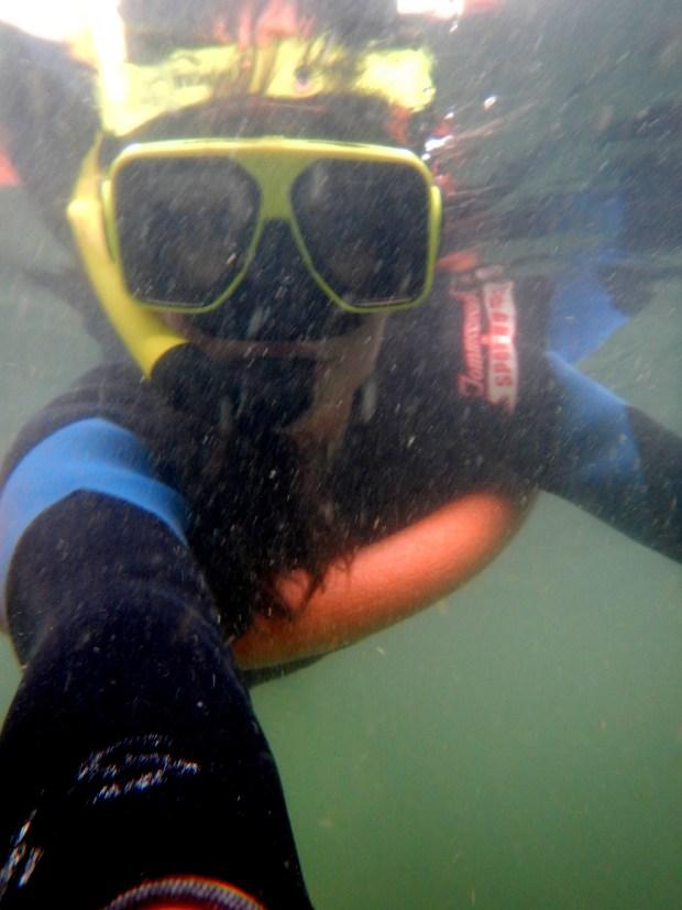 Me, Crystal River National Wildlife Refuge, Florida