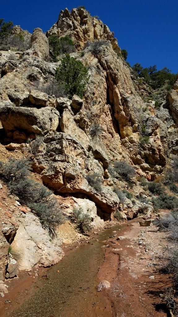 Camp Creek, Zion National Park, Utah