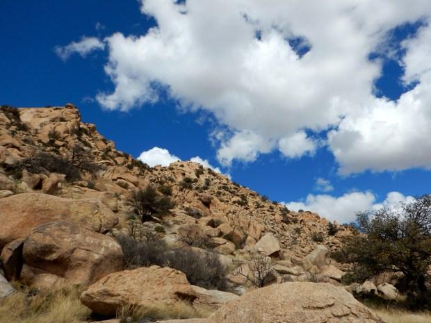 Texas Canyon, Arizona