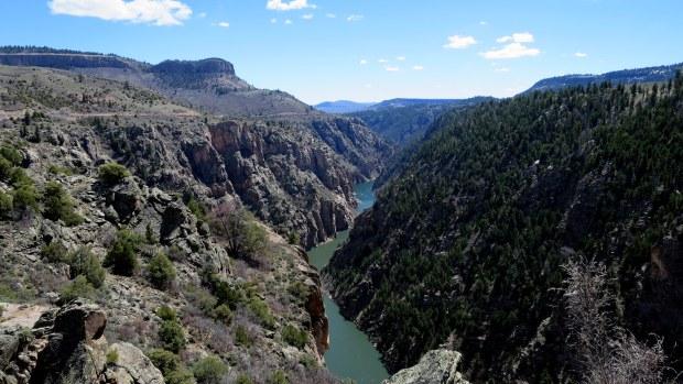 Pioneer Point, Curecanti National Recreation Area, Colorado