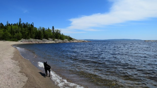 Schreiber Beach, Ontario, Canada