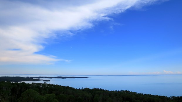 Susie Islands Overlook, Minnesota