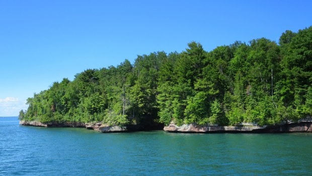 Stockton Island, Apostle Islands National Lakeshore, Wisconsin