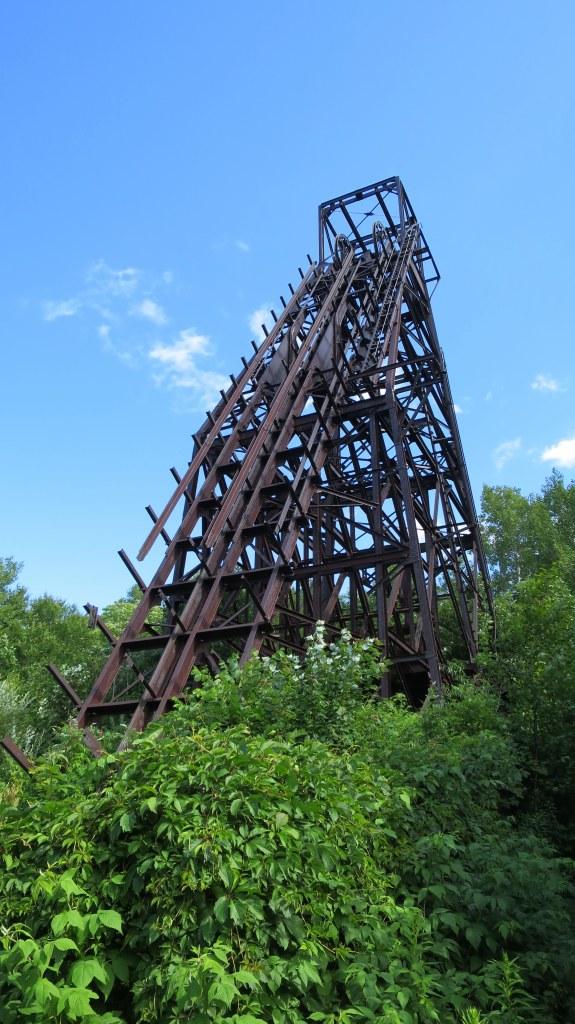 Plummer Iron Mine, Wisconsin