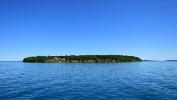 Raspberry Island, Apostle Islands National Lakeshore, Wisconsin