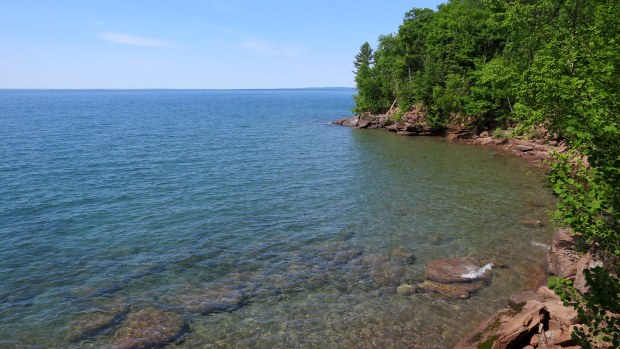 Big Bay State Park, Madeline Island, Apostle Islands, Wisconsin