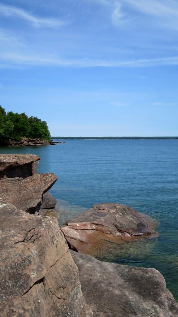 Big Bay State Park, Madeline Island, Apostle Islands, Wisconsin