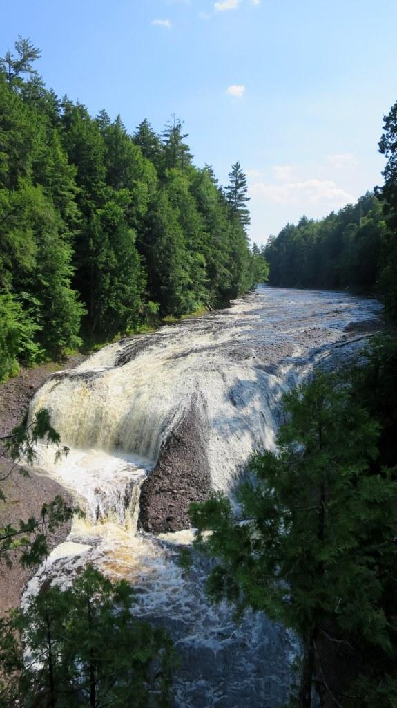 Potawatomi Falls, Ottawa National Forest, Michigan