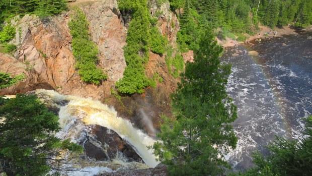 High Falls, Tettegouche State Park, Minnesota